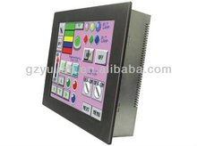 15'' capacitive touch screen tablet computer/15'' multi touch computer/15'' water proof tablet pc
