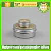 1 oz Round Aluminum Tin,Aluminum can with Lid