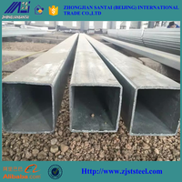 40x40 galvanized black steel square pipe