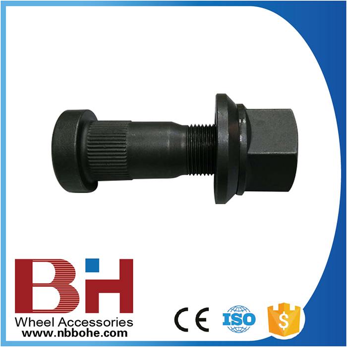 5010319141 Bolt:M22*1.5*78/88 Nut:M22*1.5*SW32*H32 hexagon lug bolt car wheel lock alloy wheel locks