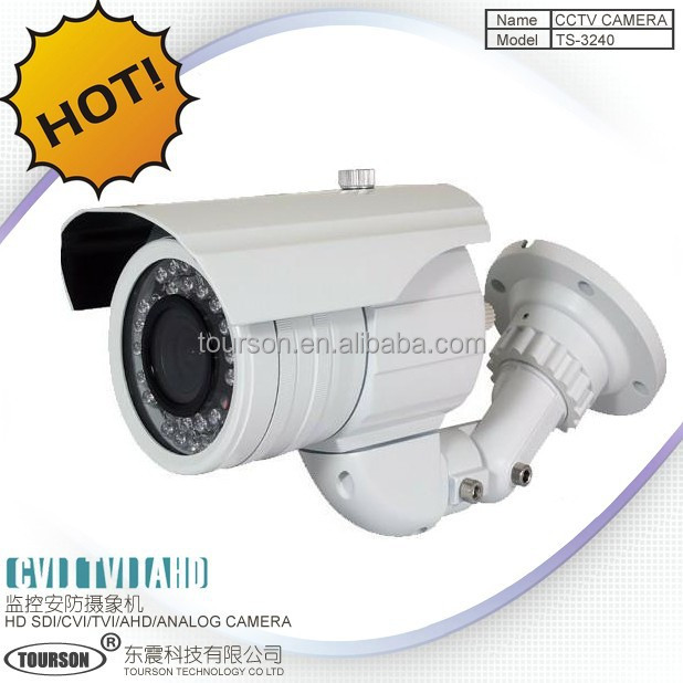 TS-3240PD outdoor cmos 1000tvl ir varifocal lens ip68 bullet proof cctv camera