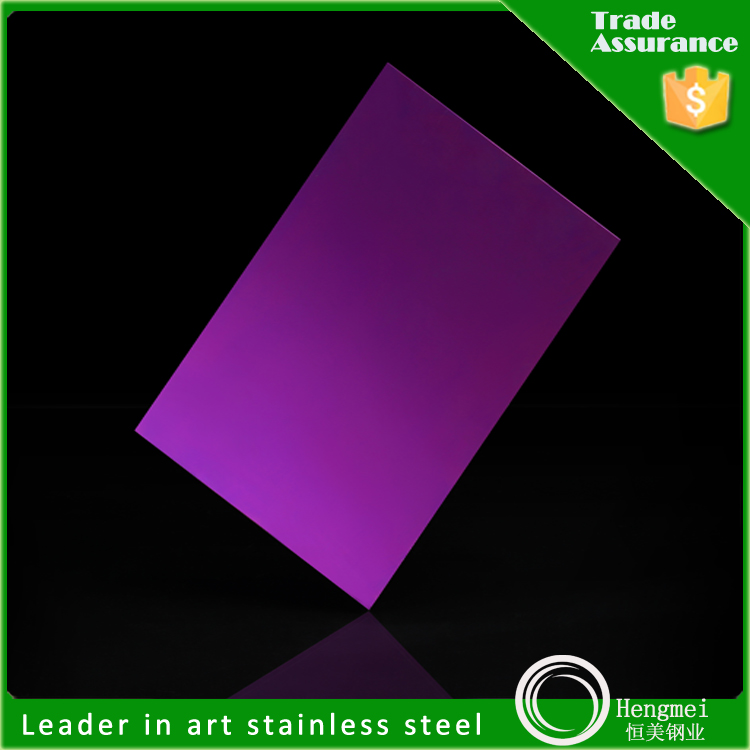 mirror polished stainless steel 304 sheet for metal building materials