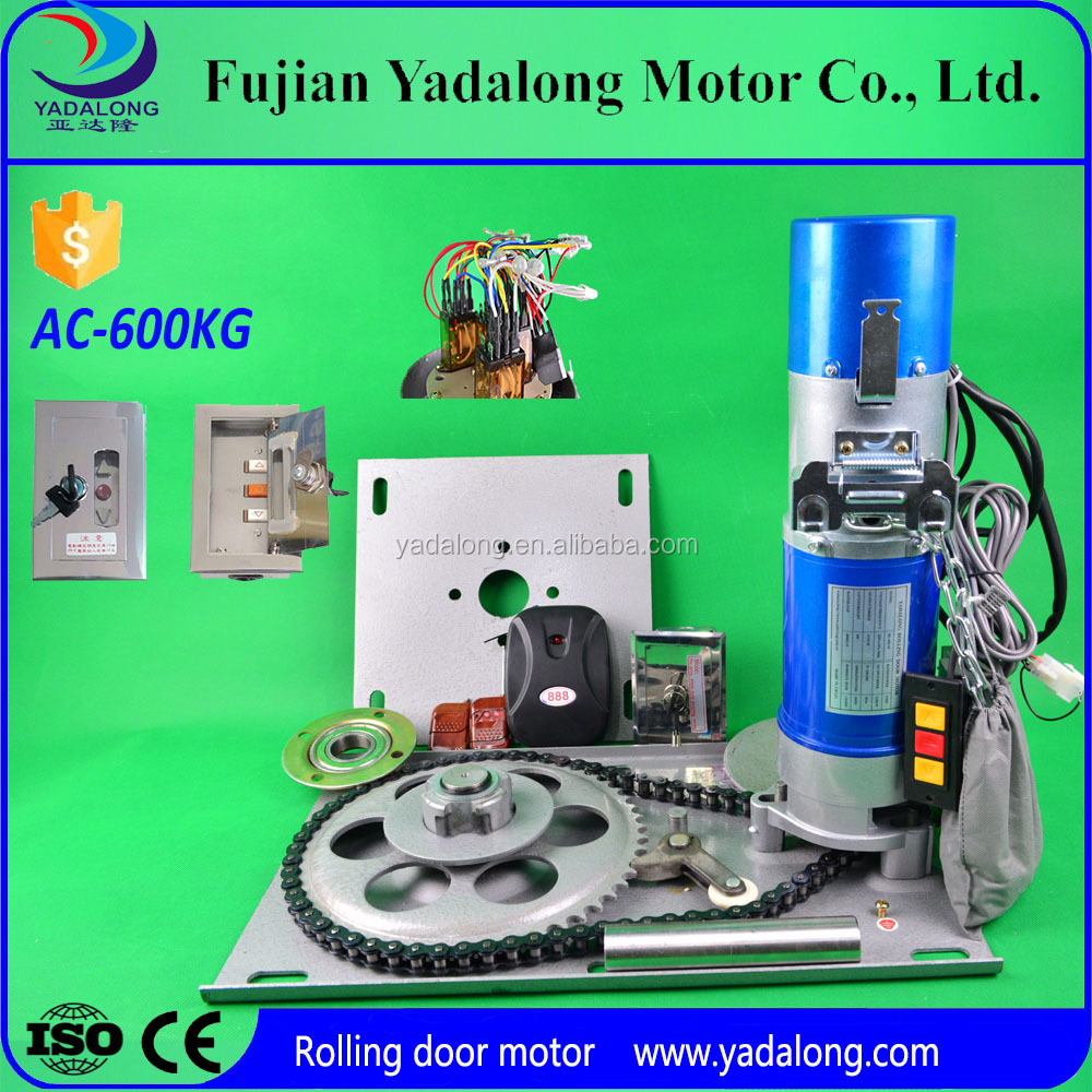Bottom Price Hot-Sale AC Electric Roller Shutter Motor