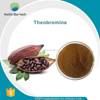 Supply with best price, 20% Theobromine/Cocoa Bean Extract Powder