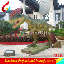 High qulity giant inflatable mechanical dinosaur for playground equipment