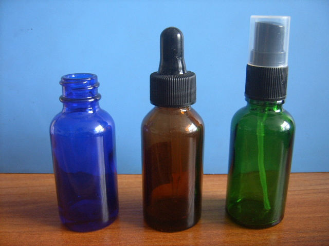 1/2 oz---16oz boston round bottles
