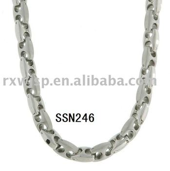 Mariner Link Stainless Steel Necklace