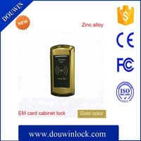 Electronic digital metal cabinet lock for locker