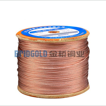 Trade Assurance Flexible Stranded <strong>Copper</strong> Wire