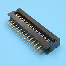 ST135024 1.0mm pitch header 36 pin connector