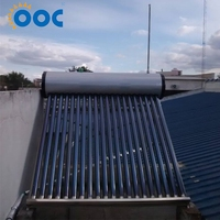 Attractive Design Direct Passive Thermosiphon Solar Water Heater