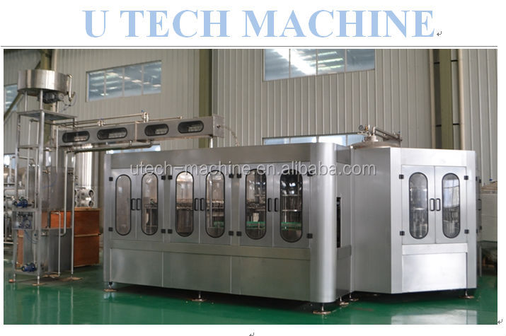 PET Bottle Non Alcoholic Malt Beverage Making/Filling Equipment/Plant