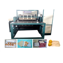 Cheap price egg tray manufacturing high capacity egg basket machine for sale