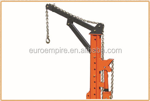 used chassis liner frame machine