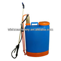 Agricultural brass metal lance backpack 20L hand sprayer WS-20A