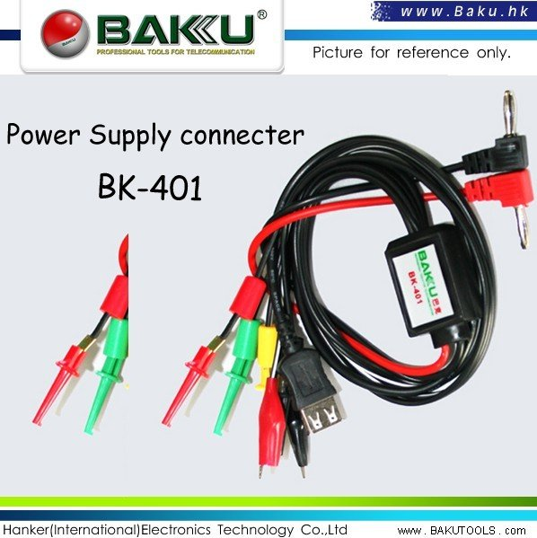 BAKU High Quality Power Supply Wire (BK-401)