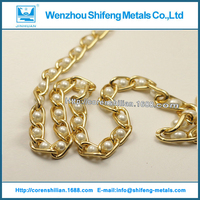 Pearls Jewelry,Plastic Pearls Paving Necklaces Chains