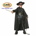 ZORRO Costume(07-116) as party costume for boy with ARTPRO brand
