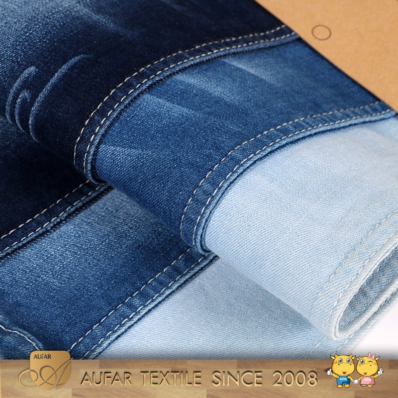 3533B108 wholesale durable cotton stretch heavy woven twill denim fabric