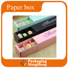 Wholesale macaron trinket box for packaging