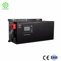 3000W 6000W 12v 220v on off grid pure sine wave power inverter solar power system for rechargeable battery