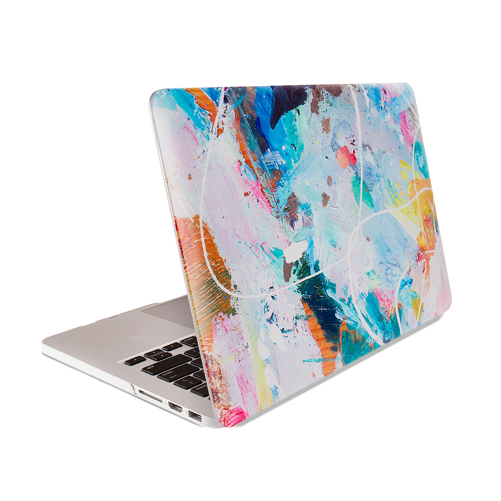 Yofeel Factory Supply Luxury Universal Matte Hard Shell PC Laptop Case Cover for Macbook Air Pro