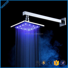 Square Bathroom Shower Price In Pakistan Rain Stainless Steel Big Led Light Oxygenics Electric Shower Head