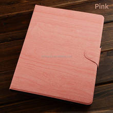 Dirtyproof Tree Texture Pu Leather Smart Case for Ipad Air, Folio Stand Cover Case for Ipad Air1 2 with Buckle
