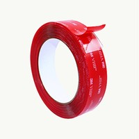 Strong Adhesive 3M Round Clear Acrylic Foam VHB Tape