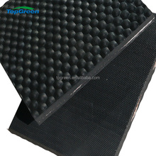 anti slip hammer top cow horse trailer rubber mat