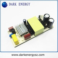 High PF Isolated Dark Energy LED Driver 24-36W 300mA