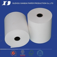 2015 chain store cashier 58mm thermal paper rolls for thermal receipt printer free sample