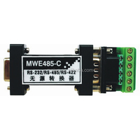 MWE485-C China Serial RS232 RS485 RS422 to Ethernet TCP/IP Converter