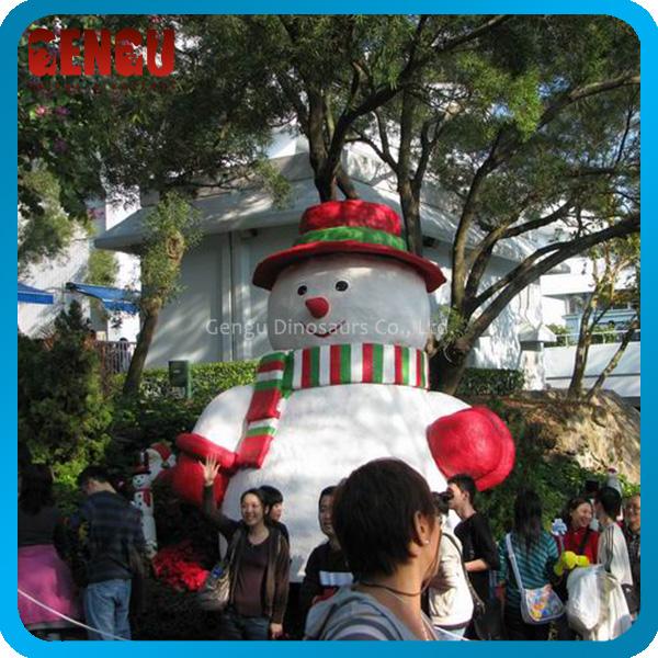 Christmas Decorations Life Size Santa: Outdoor Life Size Christmas Decorations Snowman