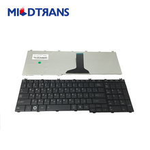 NEW and Original Keyboard for TOSHIBA C650 RU/US laptop keyboards replacement