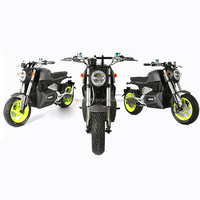 200kg loading electric adult motor scooter 2000W
