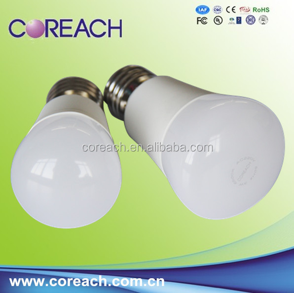 3W/5W/7W/9W LED <strong>Bulb</strong> E27/B22 LED <strong>Bulb</strong> Parts Raw Material LED <strong>Bulb</strong> coreach