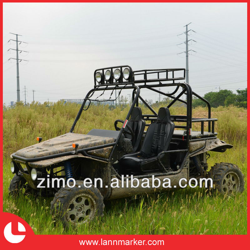 Hunting ATV buggy
