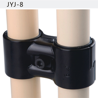 JYJ-8 | Rotatable metal parallel hinge joints for lean pipes