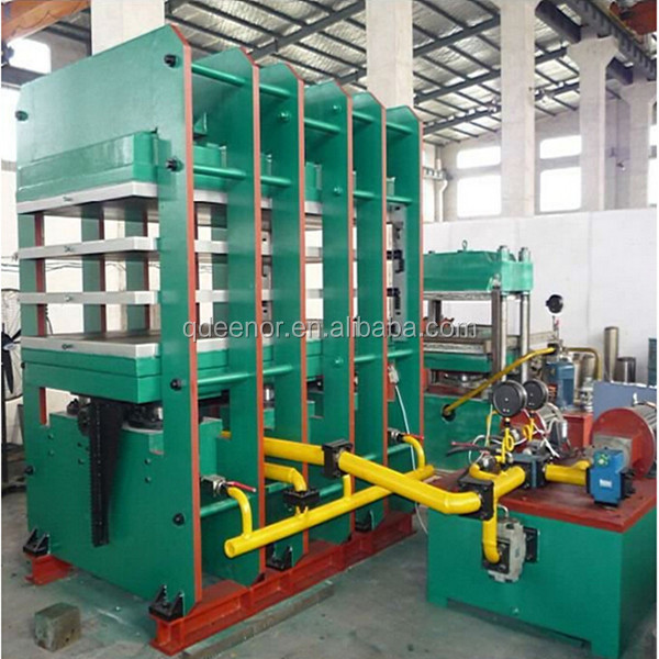 New design electric heating plate vulcanizing press/ Frame type pate rubber machine for sale/frame type plate vulcanizing press