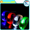 Multi color custom LOGO printing glow in the dark rfid wristbands for events