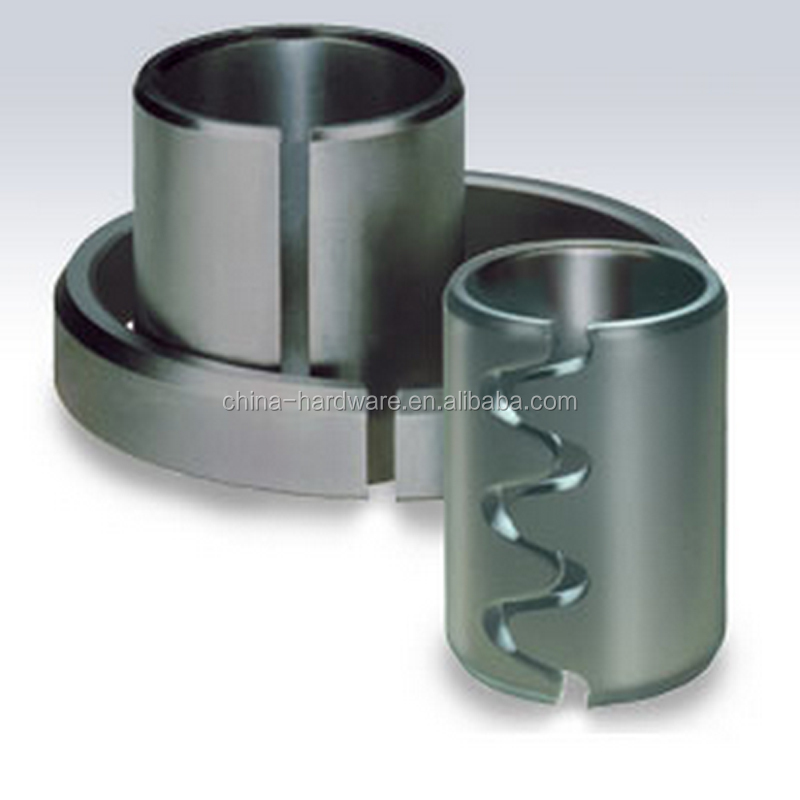 tensioner bushing,Steel wrapped wave split tension bushing,hardened steel tension bush for agriculture machine
