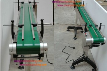 high quality belt conveyor with 304 stainless steel