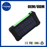Consumer Electronic Solar Power Bank Universal