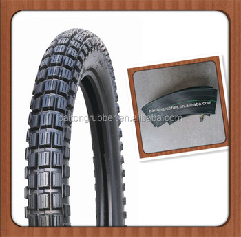 Motorcycle tyre 3.25-18 350-18 durable quality 6/8PR direct factory