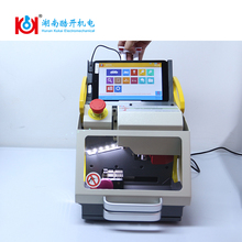 China Modern professional computerized auto key cutting machine with CE certificate