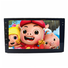 Touch Screen DVD Player Universal 2Din Android Car Multimedia Navigation Video System Support HDMI/SD/USB/MP5/IR/FM