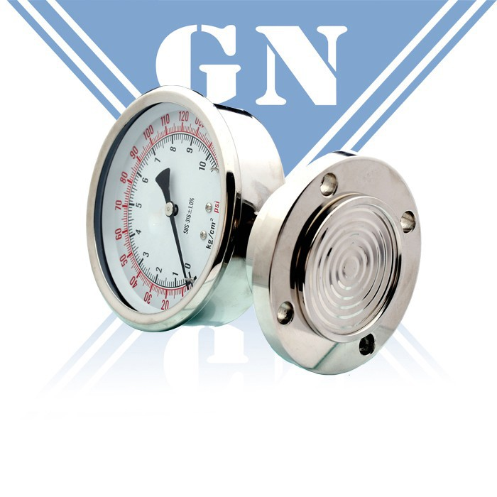 CX-PG high quality caterpillar hydraulic pressure gauge