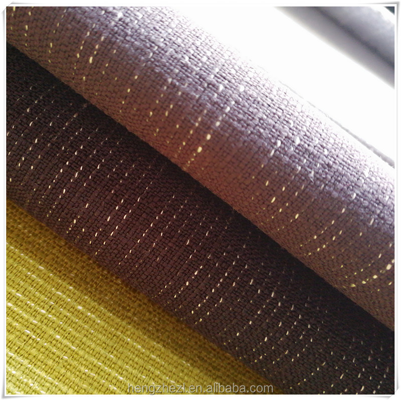 High color fastness polyester furniture upholstery fabric used for chair cover