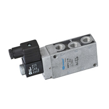 China Wholesale 5 way poppet valve 24V 12V dc festo solenoid valve